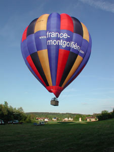 © France montgolfieres ©