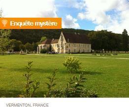 GuidiGO / Abbaye de Reigny ©