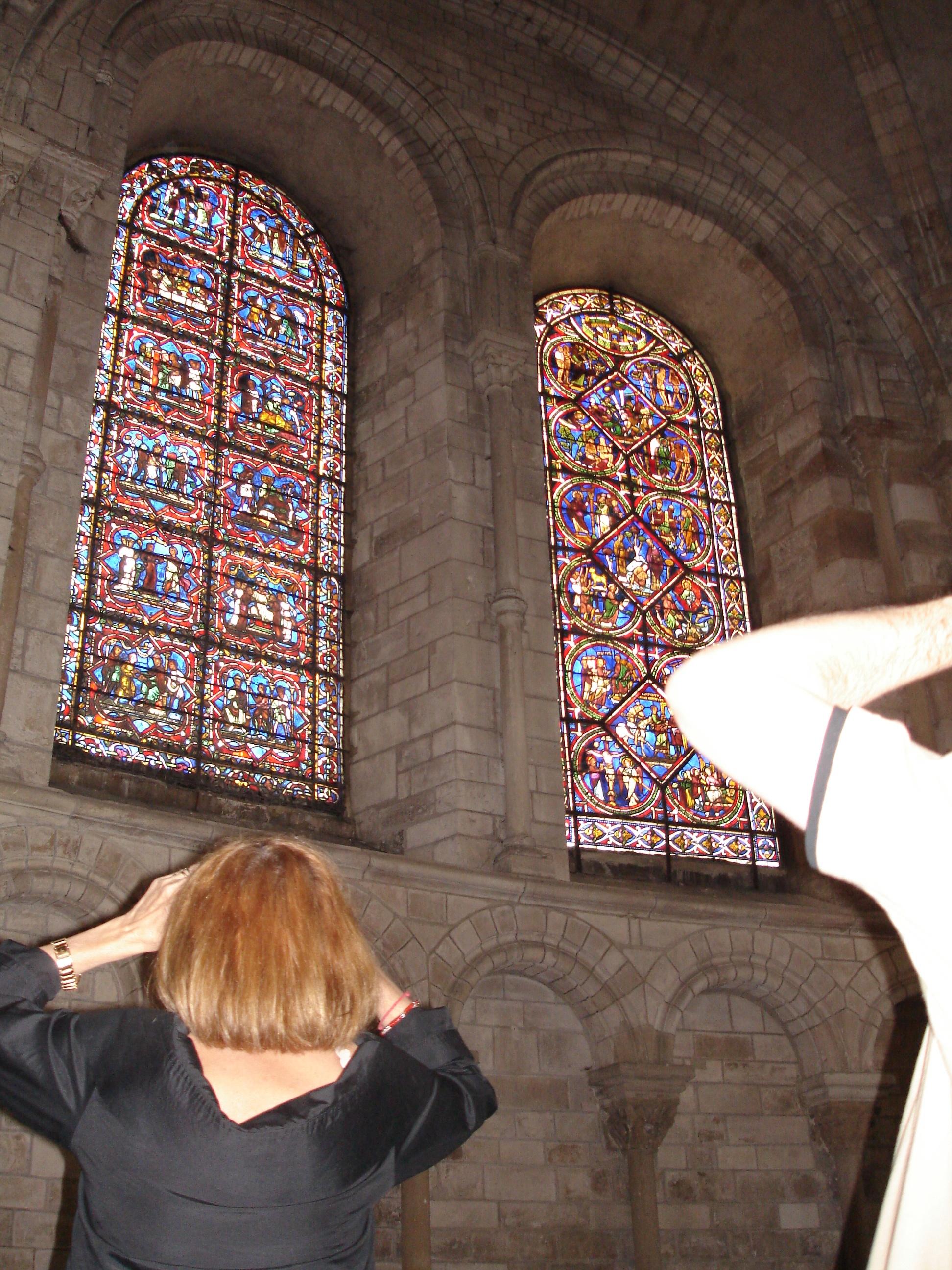© Office de Tourisme de © Visite thématique Les Métiers dans la cathédrale, Sens