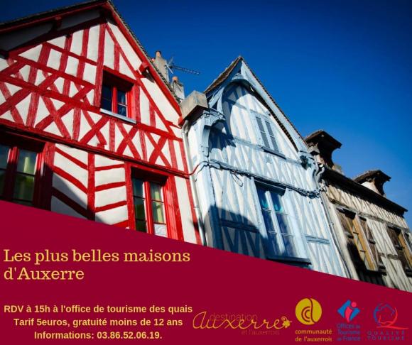 © Office de Tourisme de l'auxerrois  ©